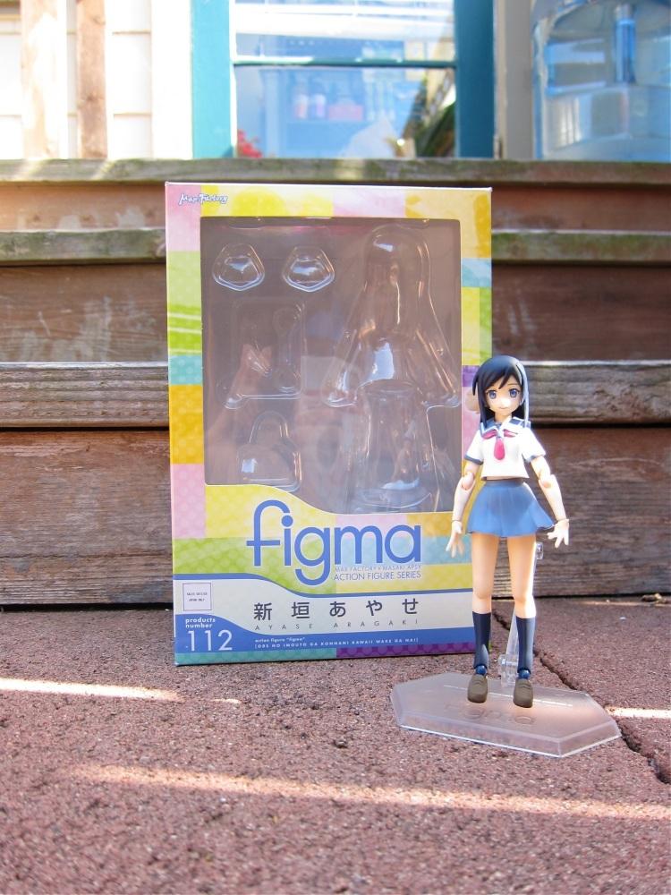 Figma Ayase Aragaki Review (1/6)